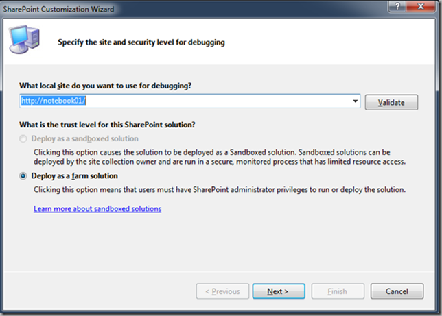 WorkFlow State Machine no SharePoint 2010 (3/6)