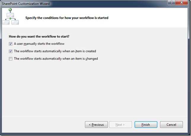 WorkFlow State Machine no SharePoint 2010 (6/6)