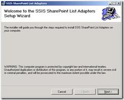 Extraindo informações de listas no SharePoint e carregando em tabelas no SQL Server usando Integration Services (1/6)