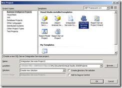 Extraindo informações de listas no SharePoint e carregando em tabelas no SQL Server usando Integration Services (2/6)
