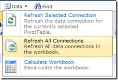 Acessando e processando dados externos de planilhas via Excel Services Web Services (3/6)
