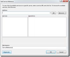 Acessando e processando dados externos de planilhas via Excel Services Web Services (5/6)